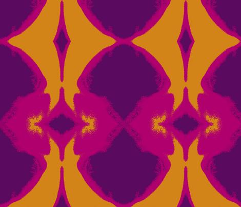 Deep Purple fabric by susaninparis on Spoonflower - custom fabric
