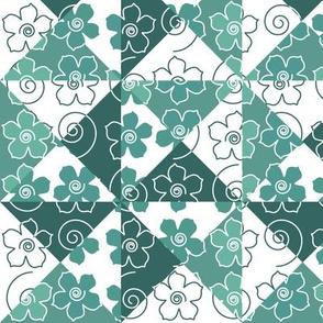 Yankee_Puzzle_Quilt-1b-BLUEGREEN-WHITE
