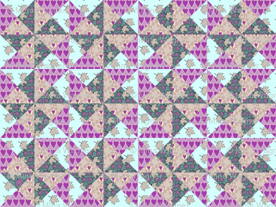 Yankee_Puzzle_Quilt-1_hearts-multicolor
