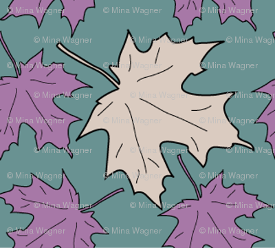 Maple_leaves-1inch-GREEN