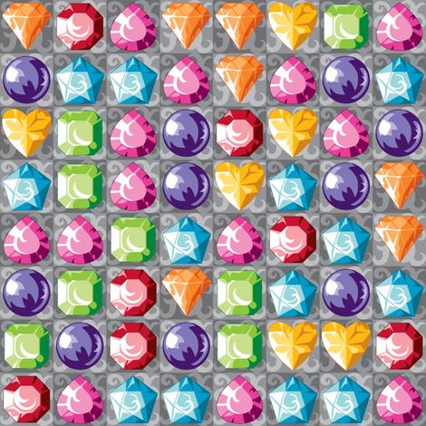Sparkle Switch fabric by jillianmorris on Spoonflower - custom fabric