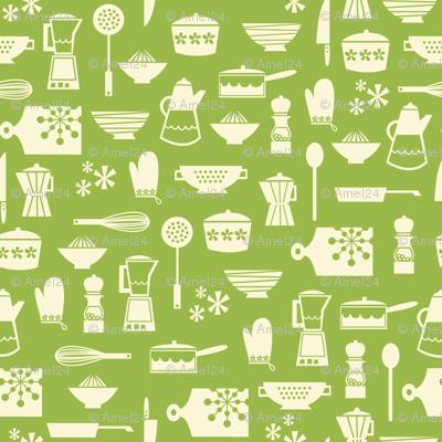 kitchen culture green