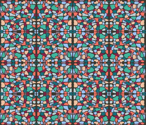 Tessellae 1 by Su_G fabric by su_g on Spoonflower - custom fabric