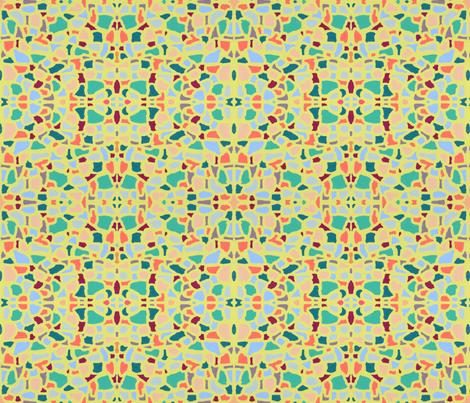 Tessellae 2 by Su_G fabric by su_g on Spoonflower - custom fabric