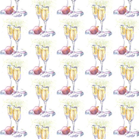 new_year fabric by loveitaly on Spoonflower - custom fabric
