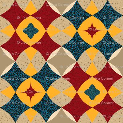 Diamond Patterns