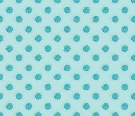 Marie - polka dots fabric by katrinazerilli on Spoonflower - custom fabric