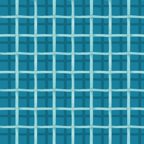 Marie - lattice fabric by katrinazerilli on Spoonflower - custom fabric