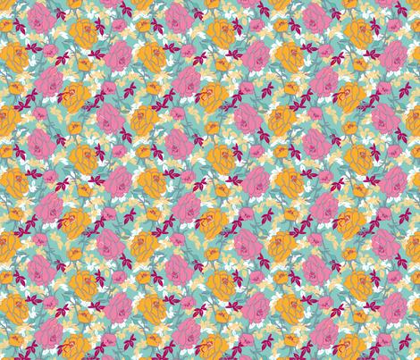 Tamara fabric by zoebrench on Spoonflower - custom fabric