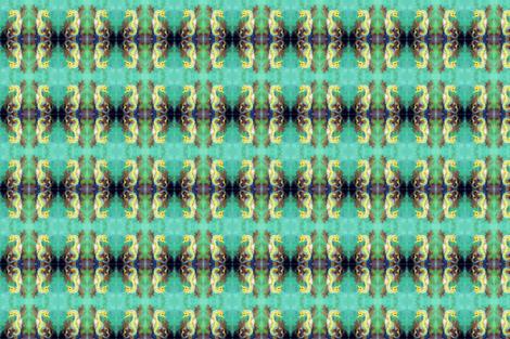 seaunicornfabric-ed fabric by jansouthard on Spoonflower - custom fabric