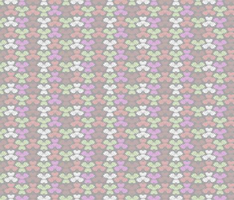 © 2011 Butterflum Pastels fabric by glimmericks on Spoonflower - custom fabric