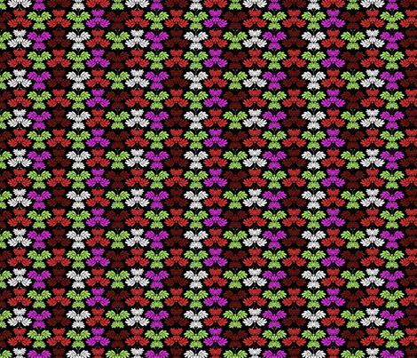 © 2011 Butterflums - Intensity fabric by glimmericks on Spoonflower - custom fabric