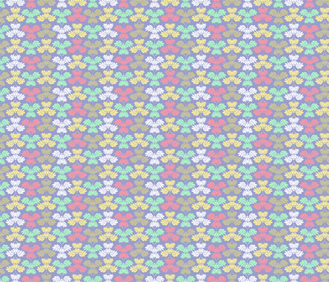 © 2011 Butterfly Primary Fade fabric by glimmericks on Spoonflower - custom fabric