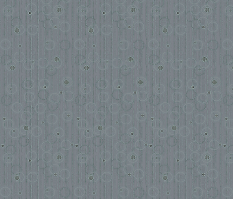 © 2011 Circlestripe2 - Slate fabric by glimmericks on Spoonflower - custom fabric