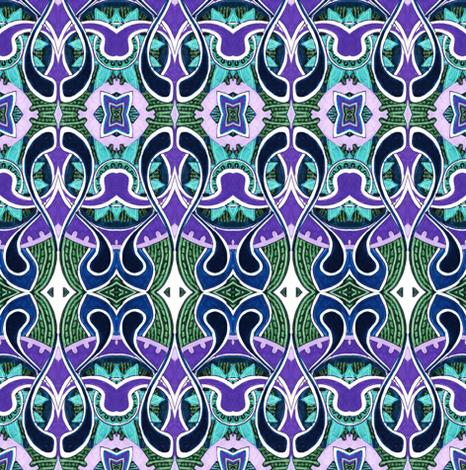 Magic Carpet Ride fabric by edsel2084 on Spoonflower - custom fabric
