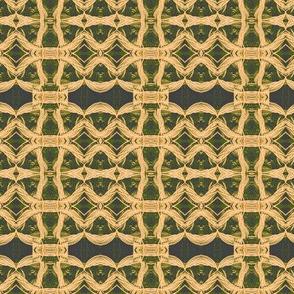 November yarn mosaic