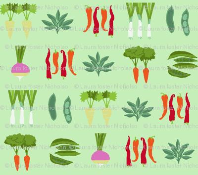 vegetables_pattern