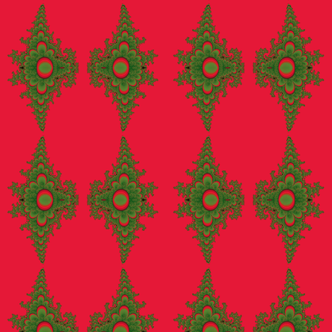 Christmas Pine fabric by eclectic_house on Spoonflower - custom fabric