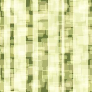Olive Retro Stripes