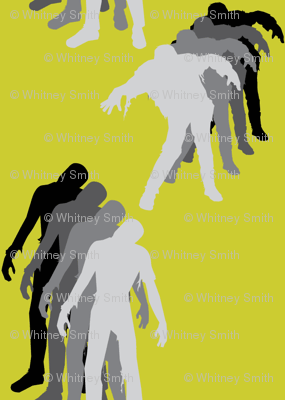 Zombies on Mustard