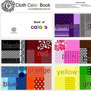 Book of Colors Kit