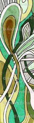 Flies at the Speakeasy (green)