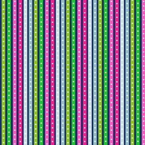 Dotty Stripes-Berry Nautical