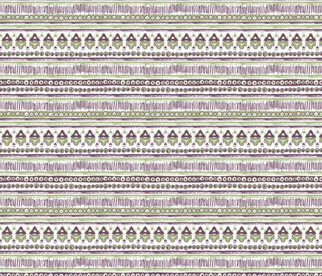 tribal fabric by evita on Spoonflower - custom fabric