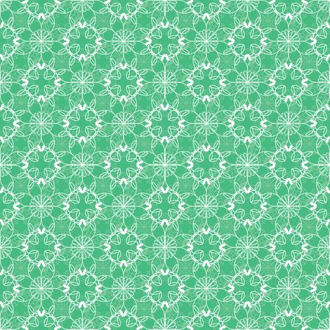 Mint Summer Sherbet fabric by strive on Spoonflower - custom fabric