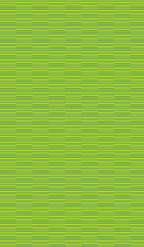 034greenstripes fabric by hildebrandt on Spoonflower - custom fabric