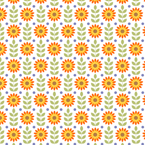 Sundance fabric by forest&sea on Spoonflower - custom fabric