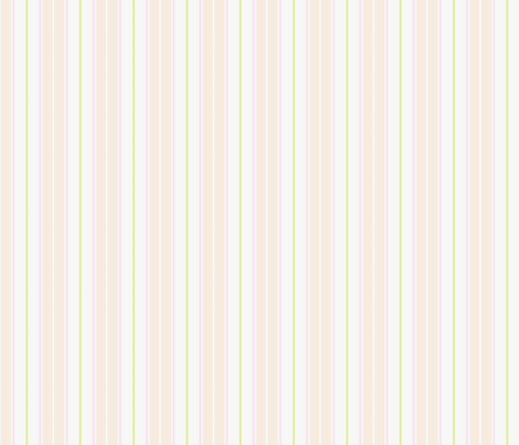 peachy pink stripes for summergirl fabric by camillacarraher on Spoonflower - custom fabric