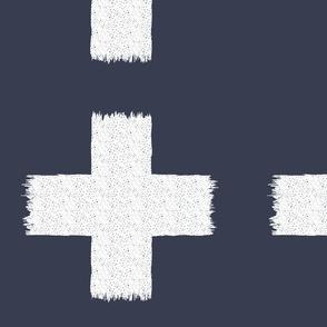 Ikat cross
