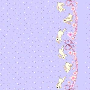 Sakura Bunnies - Lavender