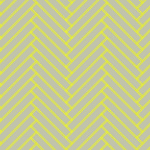 herringbone lemon