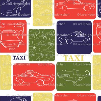 LaraGeorgine_Taxi