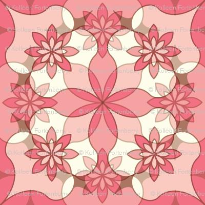 Sweet Garlands - Pink