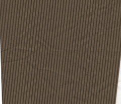 Tiny Rococo Taupe stripes - dark