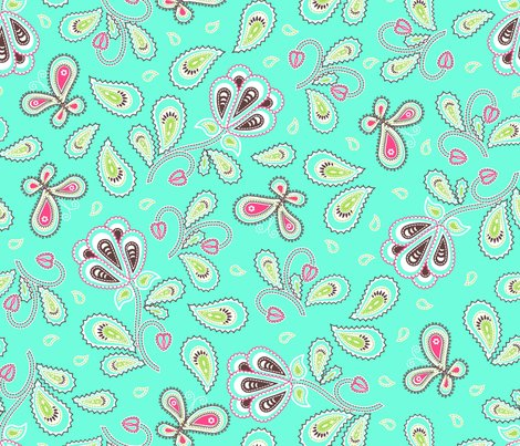 Paisley_garden_aqua_choc_shop_preview