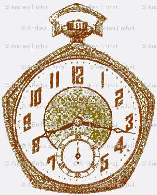 1925 pocket watch