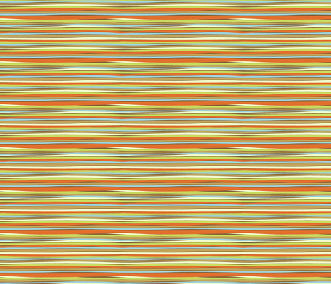 Outback multi stripe fabric by cjldesigns on Spoonflower - custom fabric