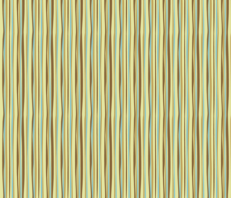 Outback natural stripe fabric by cjldesigns on Spoonflower - custom fabric