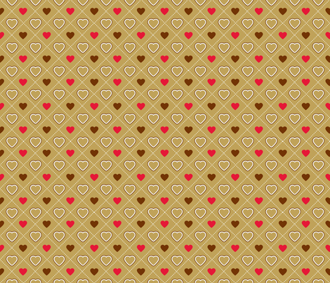 Sweetie extras 3 fabric by cjldesigns on Spoonflower - custom fabric