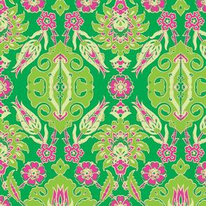 Tulip-Nar Green-Pink