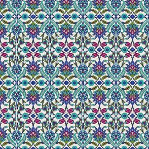 Tulip-Topkapi blue-green