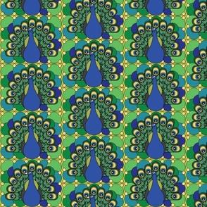 peacock2analogous