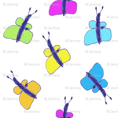 Kid Butterflies