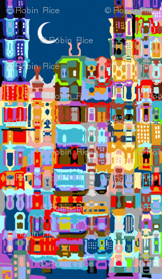 Slumbering City