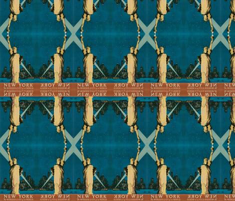 VintageLiberty fabric by relative_of_otis on Spoonflower - custom fabric