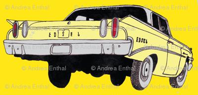 1960 Edsel Ranger Lemonade rear view